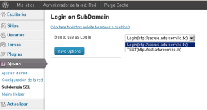 Subdomain SSL