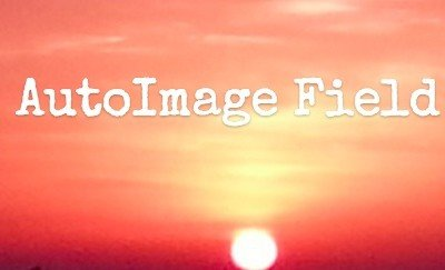 AutoImage Field